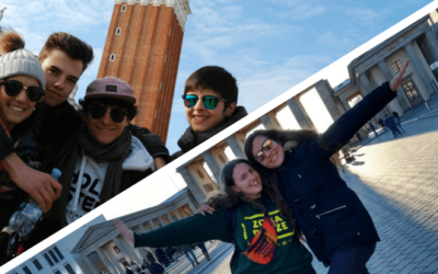 Viatges de fi de curs a Itàlia i a Berlín