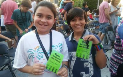 Tres alumnes de l'escola, vocals al Consell dels Infants de Sabadell