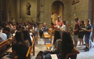 Eucaristia d'inici de curs a l'ESO
